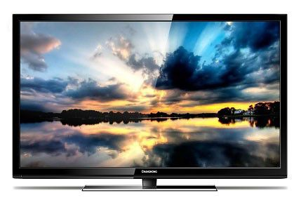 "LED телевизор CHANGHONG E32F2A9EC  ""R"", 32"", FULL HD (1080p),  черный"