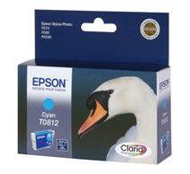 Картридж EPSON C13T08124A голубой