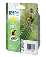 Картридж EPSON C13T08244A желтый