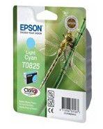Картридж EPSON C13T08254A светло-голубой [c13t08254a10]