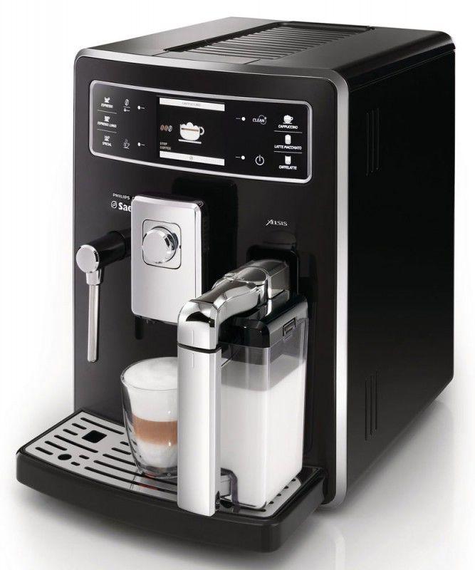 Кофемашина SAECO Xelsis HD8943/19,  черный