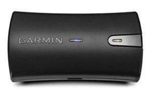 GPS навигатор GARMIN GLO,  беспроводной, черный [010-01055-10]