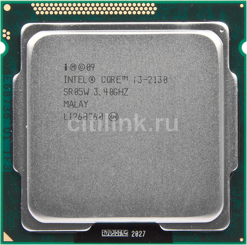Процессор INTEL Core i3 2130, LGA 1155 OEM [cm8062301043904s r05w]
