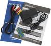 Ресивер DVB-T2 ROLSEN RDB-602,  черный [1-rldb-rdb-602] вид 7