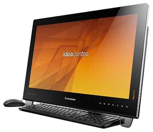 Моноблок LENOVO IdeaCentre B540P, Intel Core i5 3450, 6Гб, 2Тб, nVIDIA GeForce GT650M - 2048 Мб, DVD-RW, Windows 8, черный [57312018]
