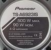 Колонки автомобильные PIONEER TS-A6923IS,  коаксиальные,  500Вт вид 3