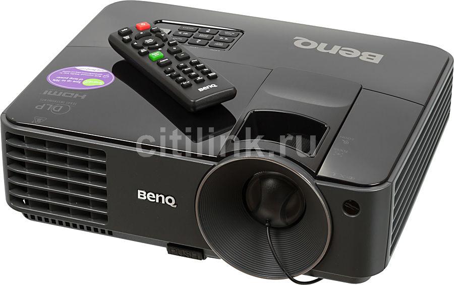 Проектор BENQ MX520 черный [9h.j6v77.13e]