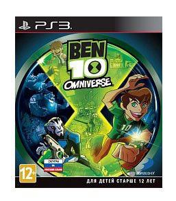 Игра SONY Ben 10: Omniverse для  PlayStation3 RUS (субтитры)