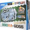 Материнская плата MSI 990XA-GD55 SocketAM3+, ATX, Ret вид 6
