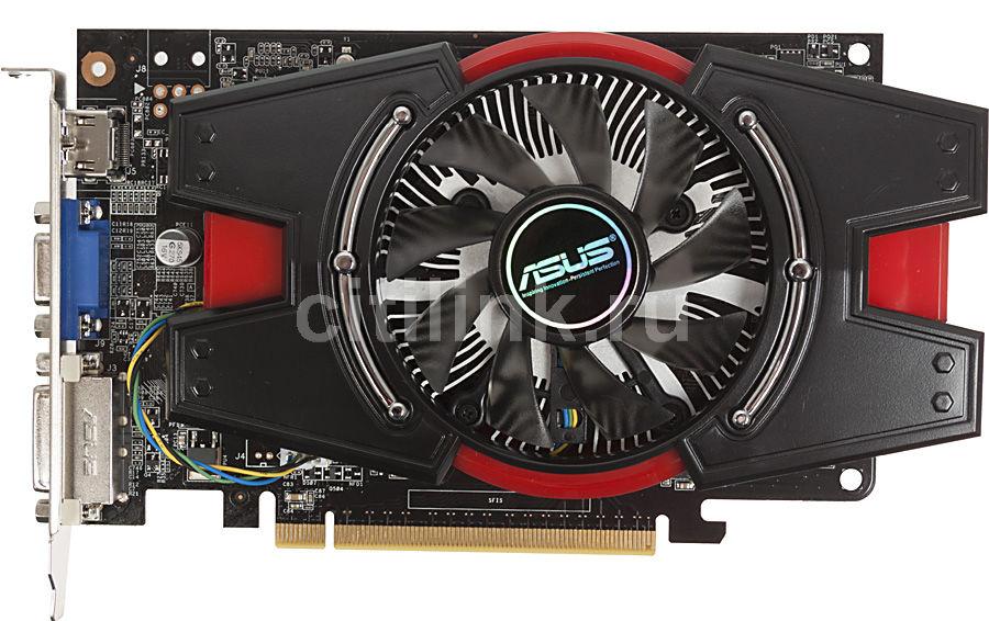 Видеокарта ASUS GeForce GTX 650,  1Гб, GDDR5, Ret [gtx650-e-1gd5]