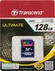 Карта памяти SDXC TRANSCEND 128 ГБ