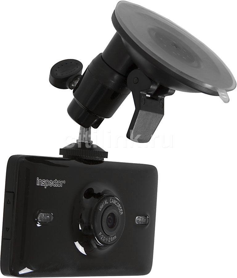 Видеорегистратор INSPECTOR HD2010 черный