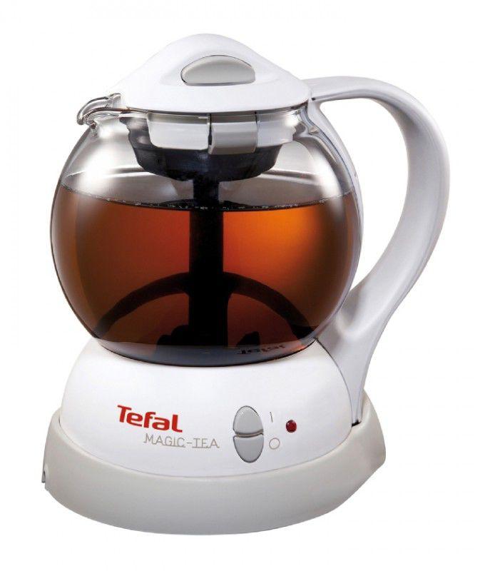 Чайник электрический TEFAL BJ100032, 600Вт, белый