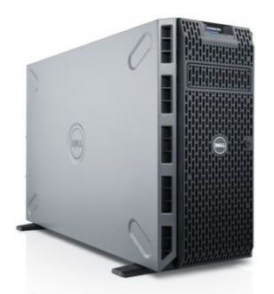 Сервер Dell PE T620R 2xE5-2630 2.3/16G(2x8 2RLVRDIM1.3)/x32 SAS 2.5