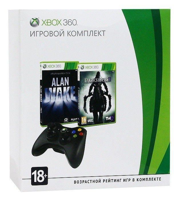 Беспроводной контроллер MICROSOFT Xbox 360