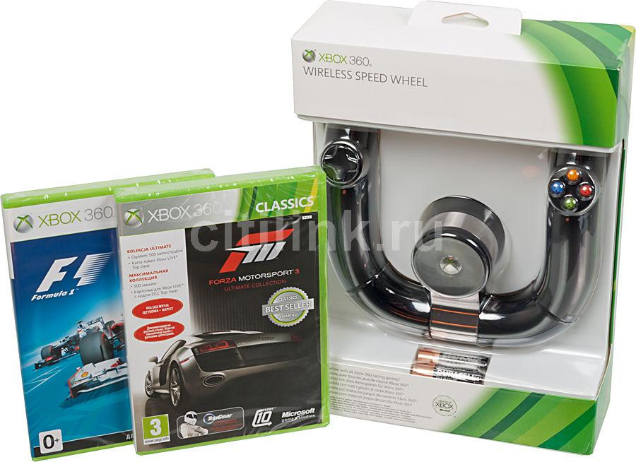 Беспроводной руль MICROSOFT Xbox 360