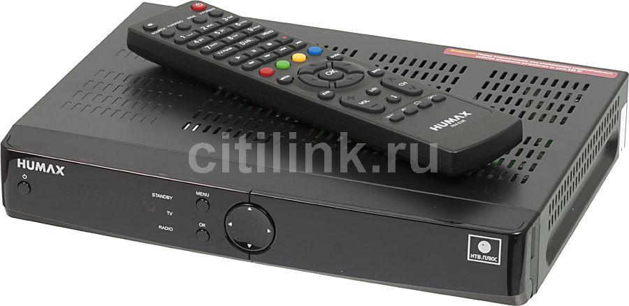 Комплект спутникового телевидения НТВ+ HD Standard 1200 (без антенны) черный