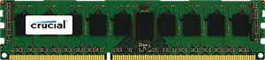 Память DDR3L Crucial CT8G3ERSLS4160B 8Gb DIMM ECC Reg PC3-12800 CL11 1600MHz