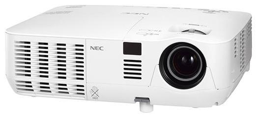 Проектор NEC V260W белый [v260wg]