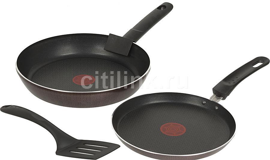 Набор посуды TEFAL Evidence Moka 04085330,  3 предмета