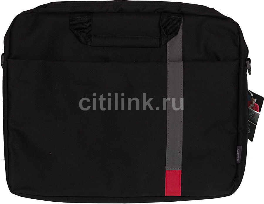 "Сумка для ноутбука 15.6"" PC PET HQ Classic, черный [pcp-1001rd]"