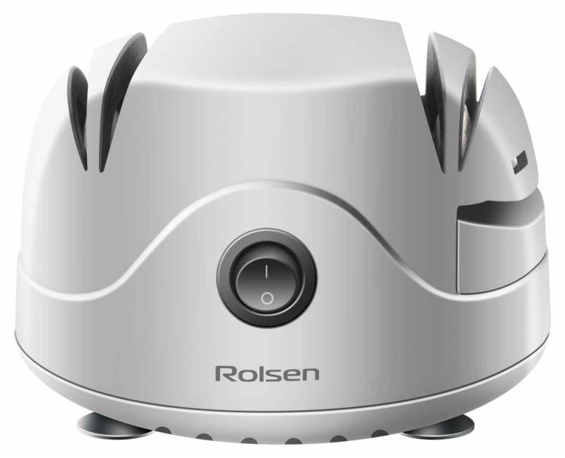 Точилка для ножей ROLSEN RKS-006,  белый