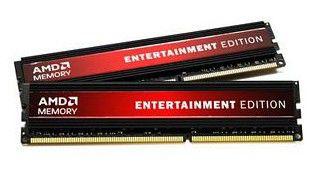 Модуль памяти AMD AE38G1601U2K DDR3 -  2x 4Гб 1600, DIMM,  Ret