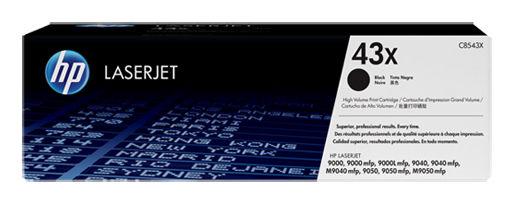 Картридж HP C8543XC черный
