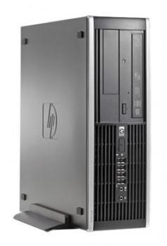 Компьютер  HP Elite 8300 SFF,  Intel  Core i7  3770,  DDR3 4Гб, 1000Гб,  Intel HD Graphics 4000,  DVD-RW,  Windows 7 Professional,  черный [h4v81es]