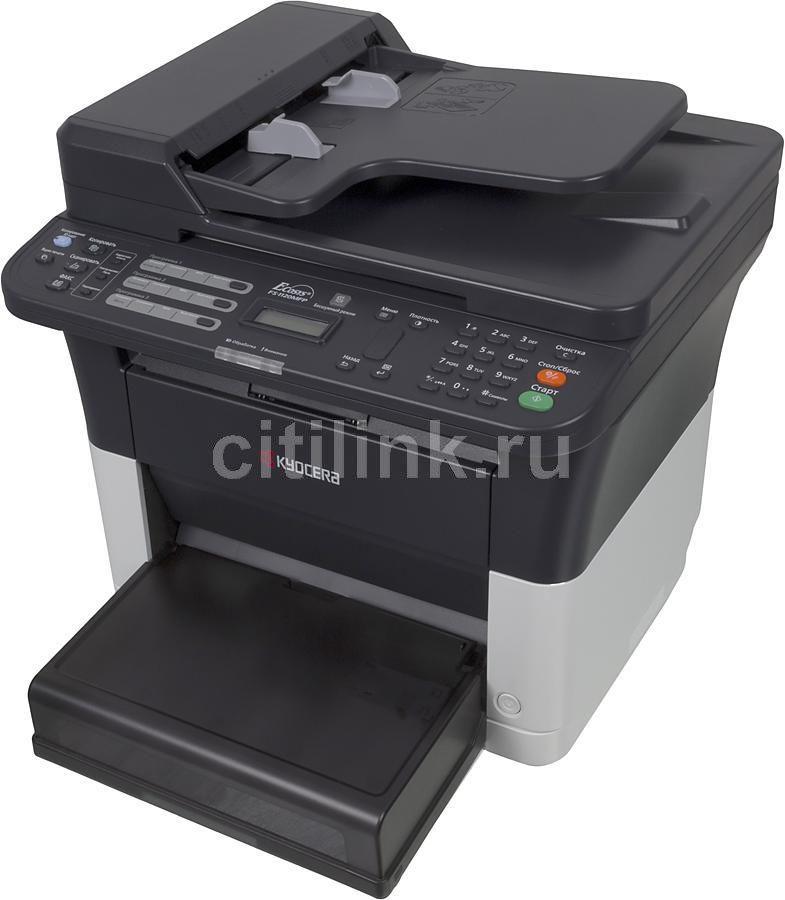 МФУ лазерный KYOCERA FS-1125MFP,  A4,  лазерный,  белый [1102m73ru0/1102m73ruv]