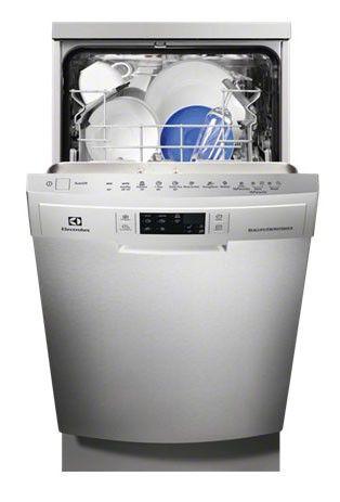Посудомоечная машина ELECTROLUX ESF 4510 ROW,  узкая, белая [esf4510row]