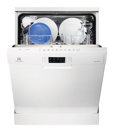 Посудомоечная машина ELECTROLUX ESF 6500 LOW,  полноразмерная, белая [esf6500low]