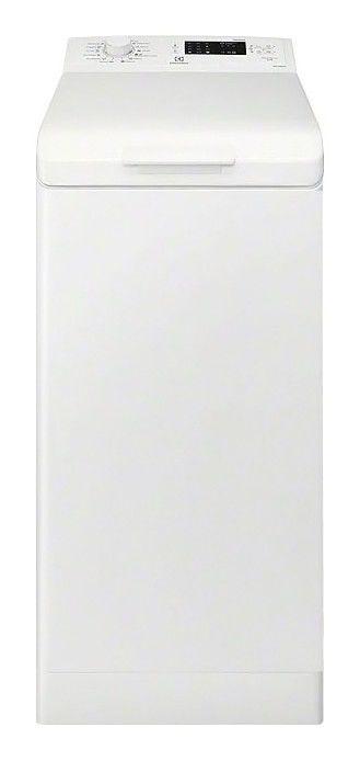 Стиральная машина ELECTROLUX EWT1262TDW, вертикальная загрузка,  белый