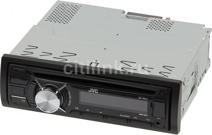 Автомагнитола JVC KD-R541EY,  USB