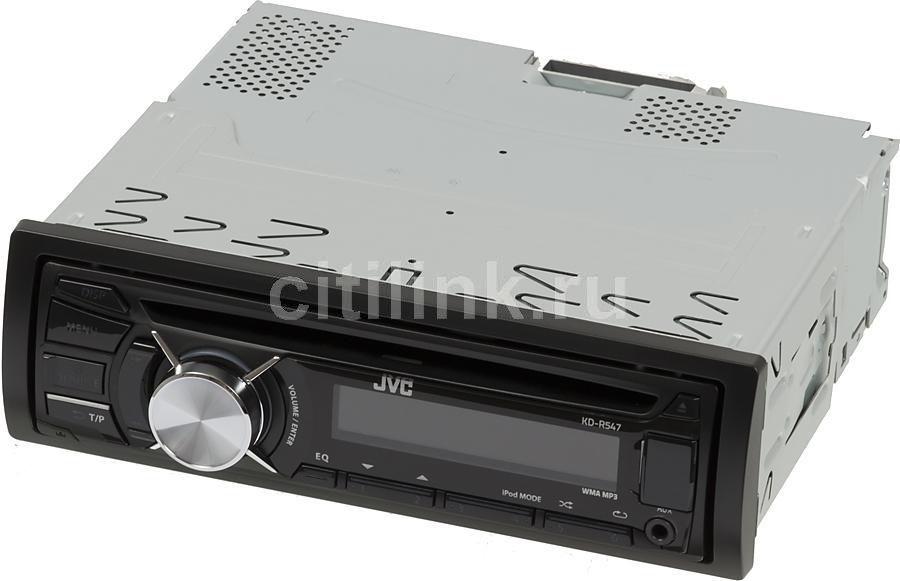 Автомагнитола JVC KD-R547EE,  USB