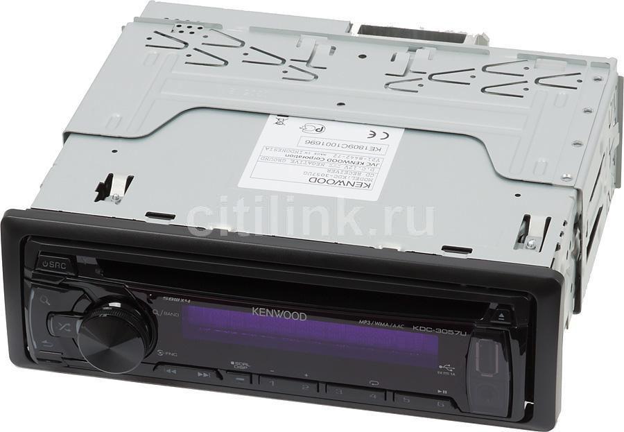 Автомагнитола KENWOOD KDC-3057UG,  USB
