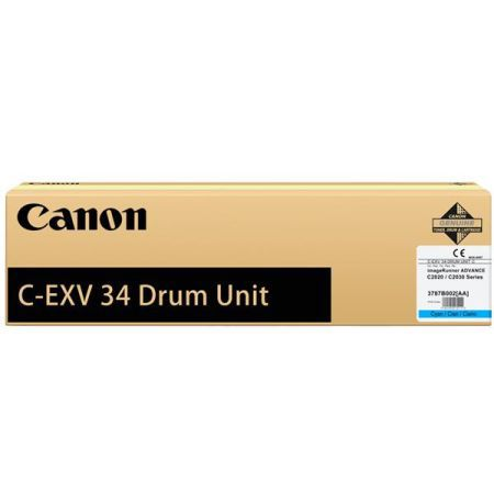 Фотобарабан(Imaging Drum) CANON C-EXV34 для IR ADV C2020/2030 [3787b003aa 000]Фотобарабаны<br><br>