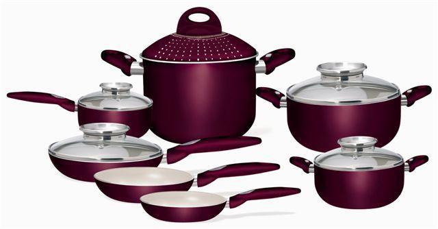 Набор посуды PENSOFAL Princess Passion PEN9717,  12 предметов