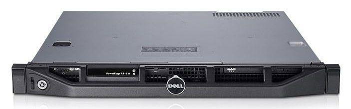 Сервер Dell PE R210II G2120 3.1/4GB 2RLVUDIMM 1.3/SATA 2x500GB 7.2k3.5/RW/iD6Ex/3YBWNBD [210-35618-1]