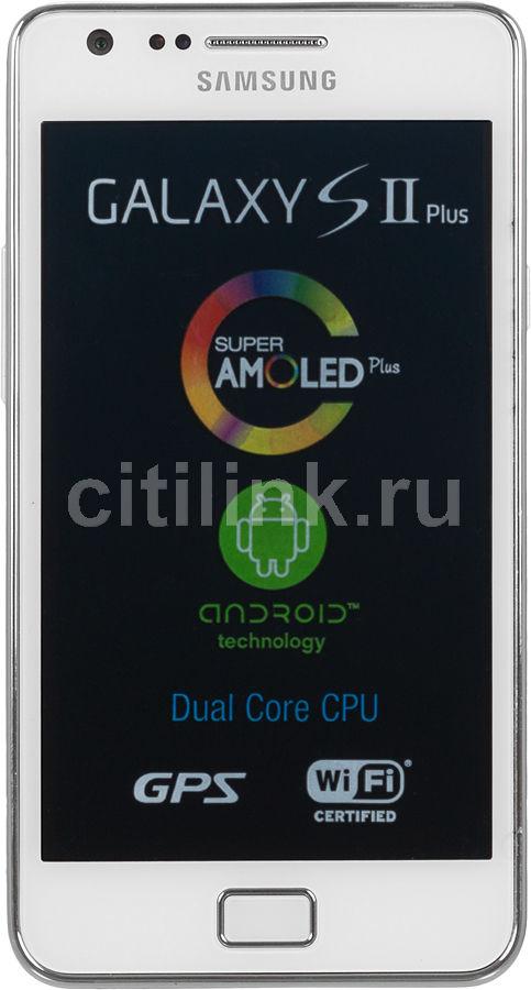 Смартфон SAMSUNG Galaxy S II Plus GT-I9105  белый