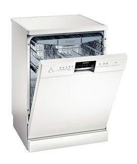 Посудомоечная машина SIEMENS SN 25M282 RU,  полноразмерная, белая [sn25m282ru]