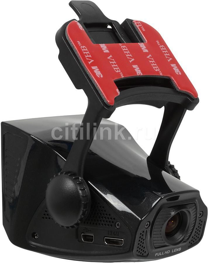 Видеорегистратор AKENORI DriveCam 1080X черный [01-11759]