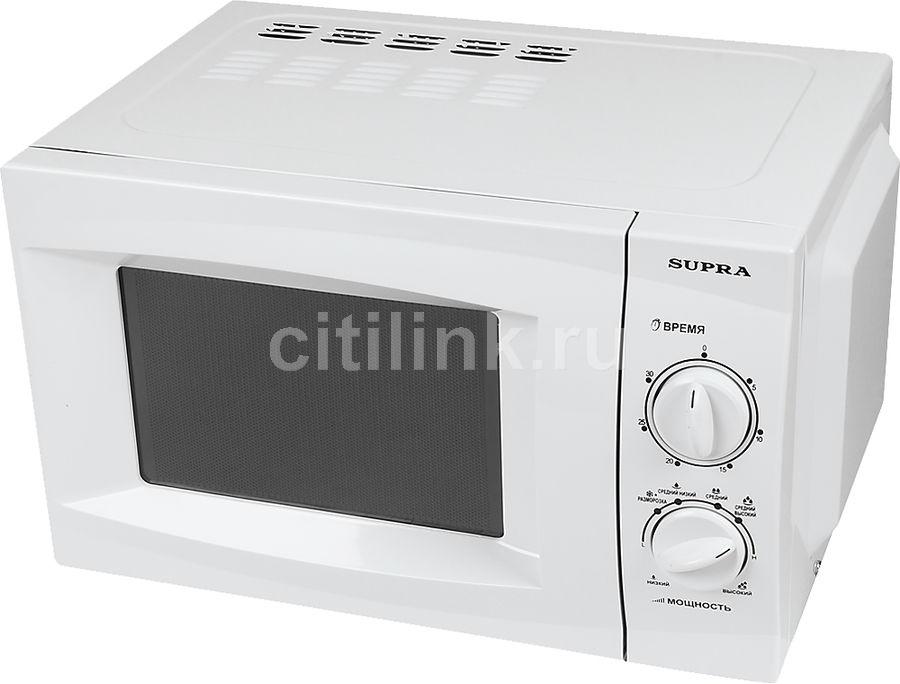 Микроволновая печь SUPRA MWS-1801MW, белый
