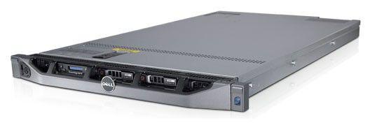 Сервер Dell PE R610 2xE5630 2.53/16G(8x2G LV RD 1333)/SAS 2.5