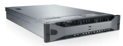 Сервер Dell PE R720 2xE5-2690/96(6x16 2RRDIM1.6)/x16/ SAS3x900 10K 2.5/H710p/iD7En/5720/RPS/3YP [210-39505]