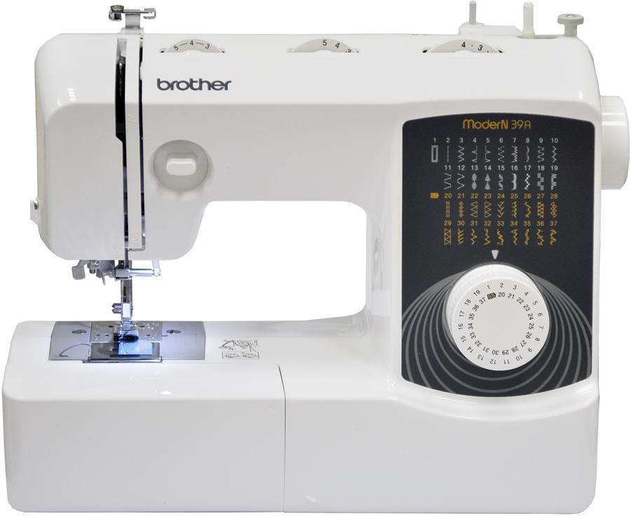 Швейная машина BROTHER ModerN 39A белый