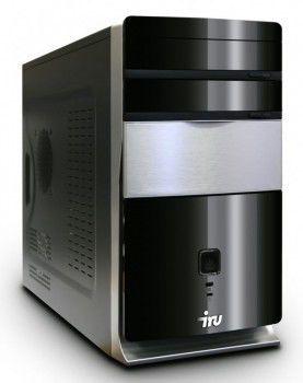 Компьютер  IRU Corp 310,  Intel  Core i3  3220,  DDR3 4Гб, 1Тб,  Intel HD Graphics 2500,  DVD-RW,  Windows 7 Professional,  черный