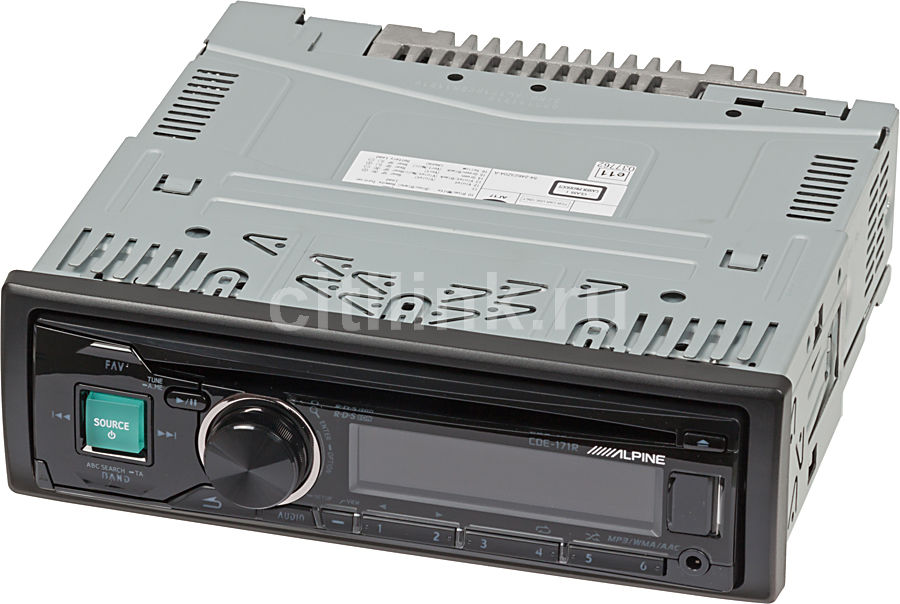 Автомагнитола ALPINE CDE-171R,  USB