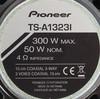 Колонки автомобильные PIONEER TS-A1323I,  коаксиальные,  300Вт вид 3