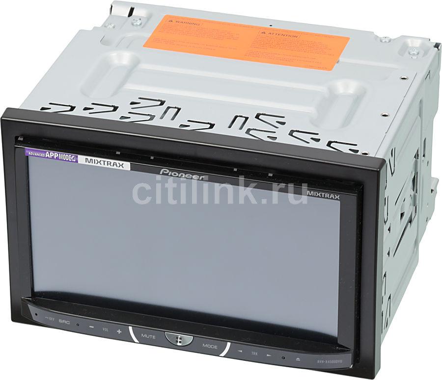 Автомагнитола PIONEER AVH-X4500DVD,  USB